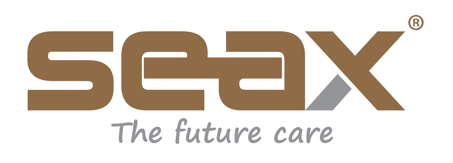 Logo SEAX The future care